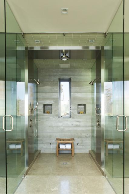 Burdge & Associates modern-bathroom