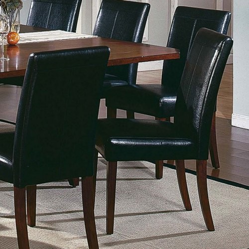 Steve Silver Santiago Parsons Dining Chairs - Set of 2 modern-dining-chairs