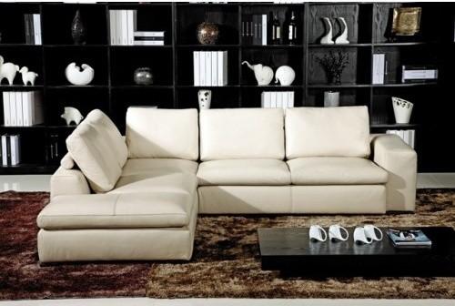 Valia Corner Lounge With Chaise Modern Sofas