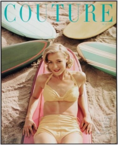 Couture May 1951 modern-artwork