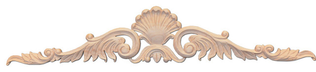 Atlanta Large Wood Carving - Cherry traditional-onlays-and-appliques