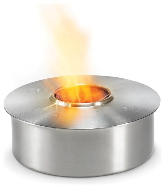 Ecosmart Fire Ab3 Bioethanol Burner Modern Fire Pits