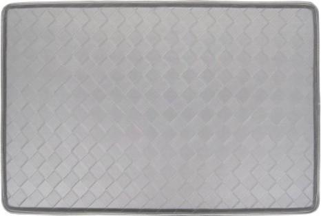 Anti-Fatigue Silver Lattice Chef Mat 20x30 contemporary-doormats