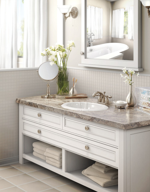 VT Dimensions Capture Collection - Traditional - Vanity ...