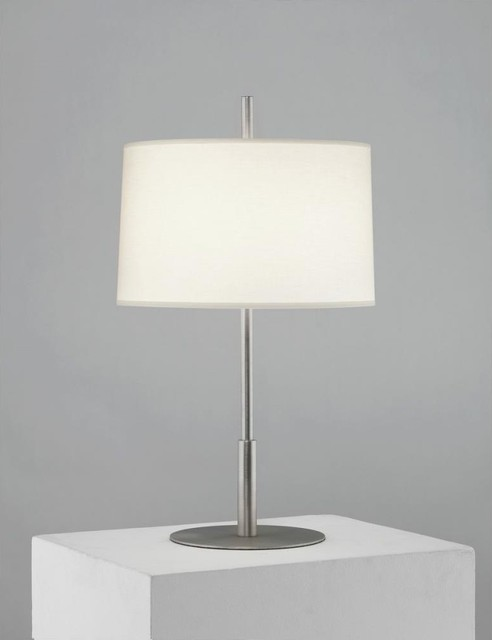 Robert Abbey-S2184-Echo - One Light Accent Table Lamp contemporary-table-lamps