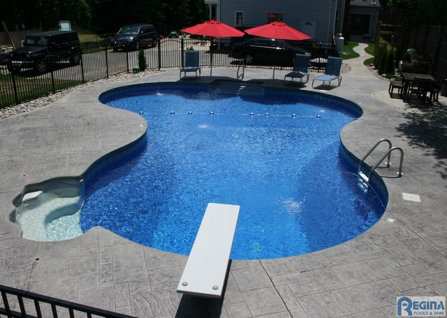 Inground Vinyl Lined Pools swimming-pools-and-spas