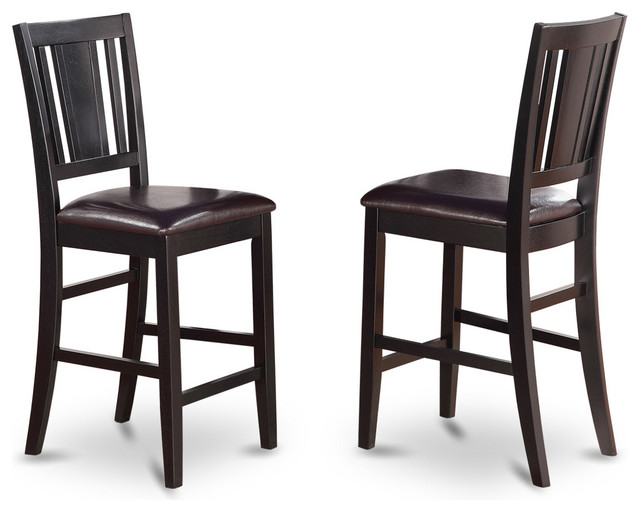 Counter Height Leather Bar Stools : ... / Kitchen / Kitchen & Dining Furniture / Bar Stools & Counter Stools