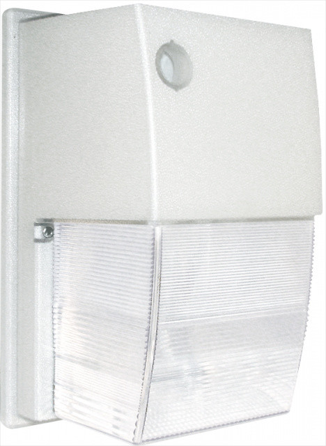 RAB WPTF42 42W CFL Tall Wallpack with Photocell, Quad Tap modern-light-bulbs