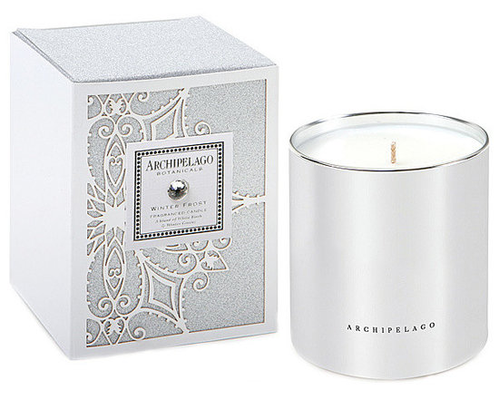 Archipelago Winter Frost Boxed Candle -