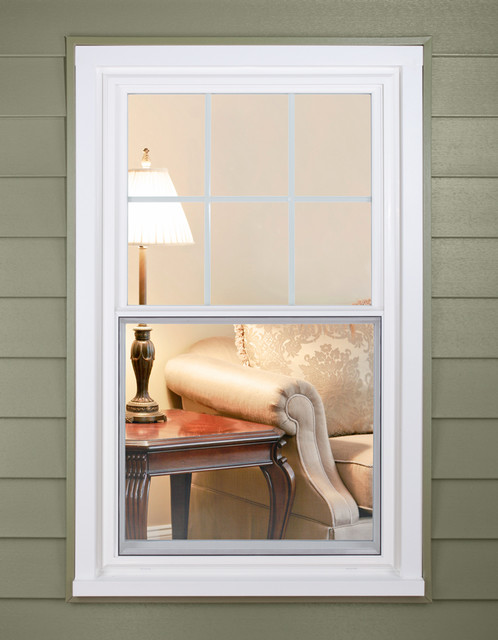 Double hung window exterior windows baltimore by for Window treatments for double hung windows