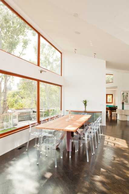 Kumar Residence modern-windows