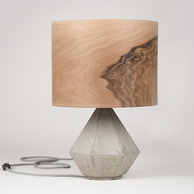 Diamond Table Lamp - Contemporary - Table Lamps - by Selekkt