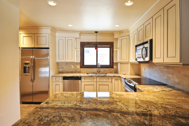 sbr remodel traditional kitchen cabinetry denver by creative