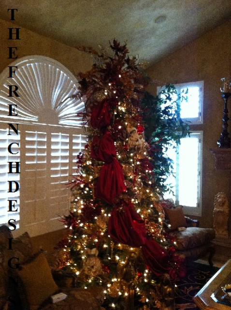 Decorating Ideas > Christmas 2012 ~ 213040_Houzz Christmas Decorating Ideas