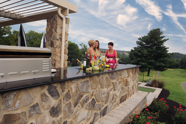 Outdoor Living by General Shale modern outdoor products
