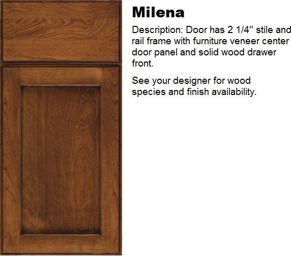 Milena kitchen-cabinetry