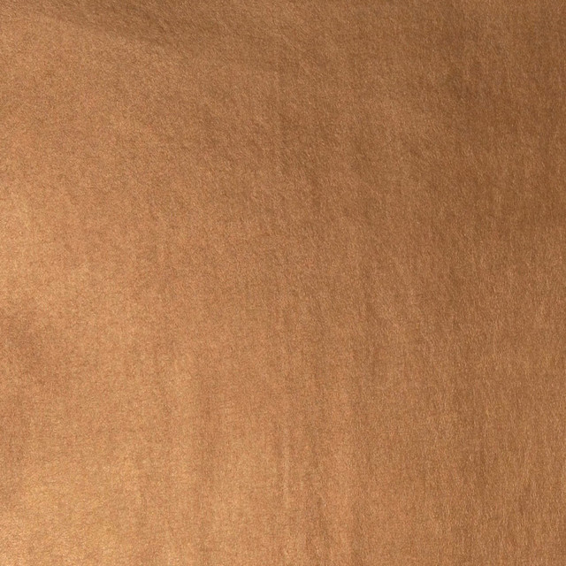 Copper shiny leather look faux leather upholstery by the - Fabric that looks like metal ...