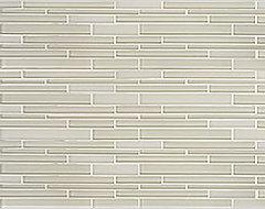 Modern Glass tile Backsplash modern-tile