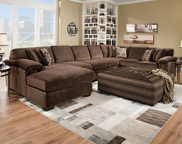 Rhino Beluga Sectional Modern Sectional Sofas Columbus By American Freight Furniture