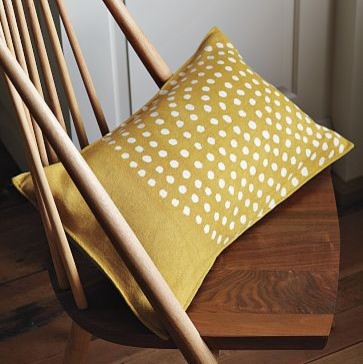 Toumani Dot Pillow Cover | west elm - contemporary - pillows - by