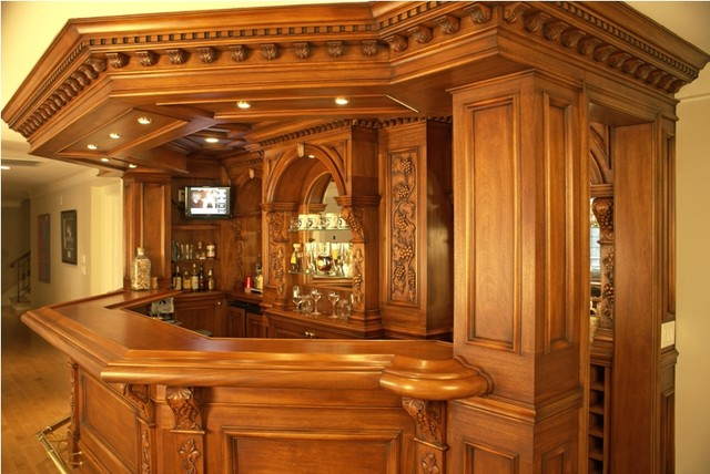 Residential Bars traditional