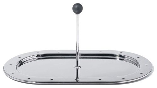 MG34 Tray with Knob by Michael Graves, 2005 modern-serving-dishes-and-platters