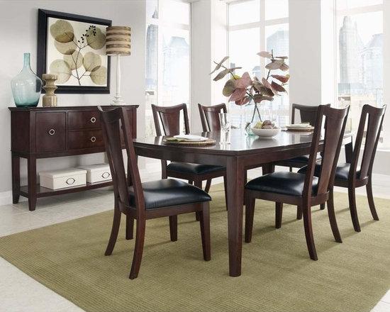 """Park Avenue"" Collection 5-piece Dining Set -"