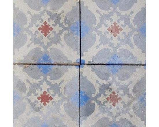 Cement Tiles -