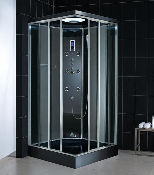 Dreamline Reflection Jetted & Steam Shower steam-showers
