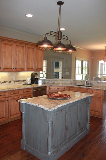 The Avonlea - 1 McMullen Lane traditional-kitchen