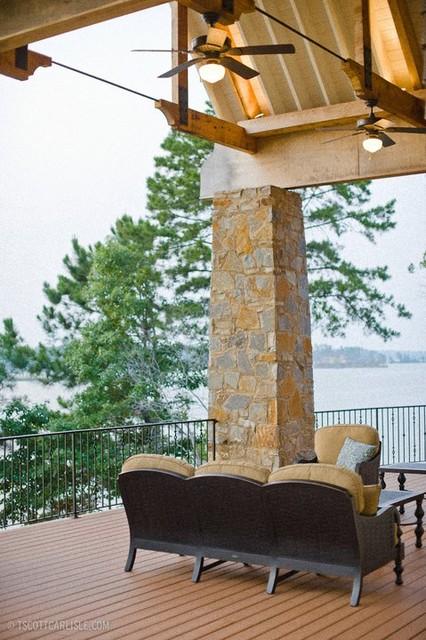 Lake Martin traditional-exterior