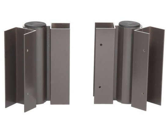 Gardener's Supply Company - Rotating Raised Bed Corners, 10 - Pivoting Raised Bed Connectors are a Convenient and Fail-Safe way to Build Custom Raised Garden Beds