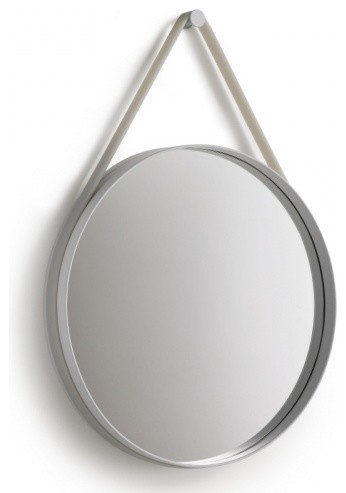 Strap Mirror contemporary mirrors