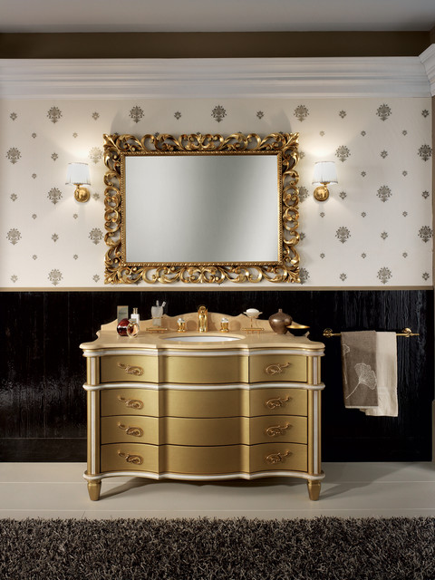 TIFFANY collection traditional-bathroom-vanities-and-sink-consoles