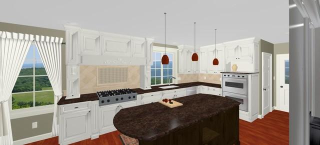 Kitchen Design traditional