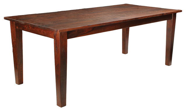 "Provence Dining Table 90"" traditional"