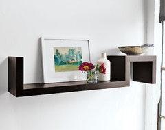 S Wall Shelf | west elm modern-wall-shelves