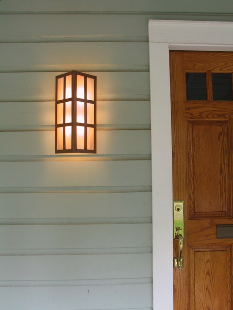 Exterior Wall Sconce Lighting - - wall sconces - austin - by ...