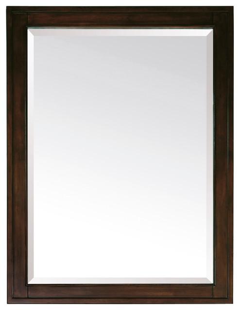 Madison 24 in. Mirror contemporary-bathroom-mirrors