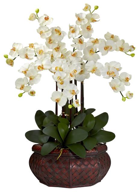 Asian Silk Flowers 96