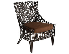 Bird's Nest Occasional Chair | Wisteria chairs