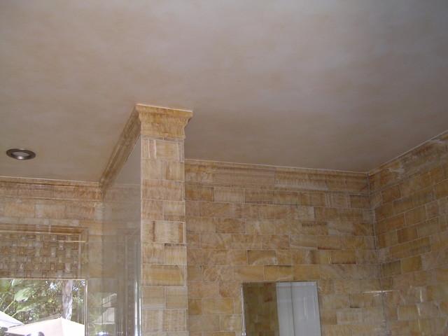 Bathroom eclectic-tile
