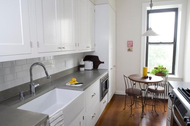 Concrete kitchen countertops - Modern - Kitchen Countertops - new york ...