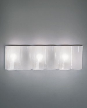 Logico triple wall sconce modern-wall-lighting
