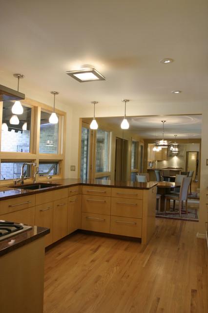 Contemporary Kitchen Designs Contemporary Kitchen Denver By Kitchens