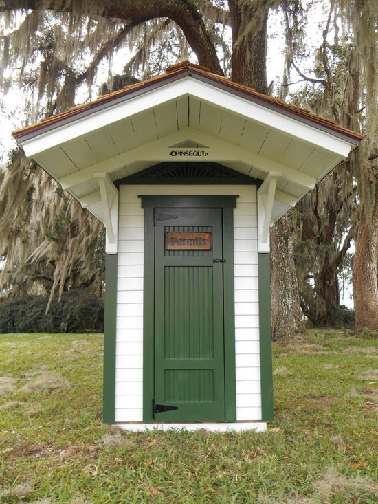 Small Tool Shed -