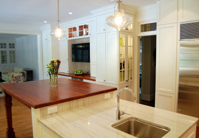 Head Sail Court Kitchen modern-tile