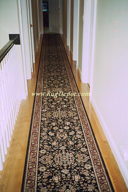 KAS Platinum Black - Red carpet-tiles