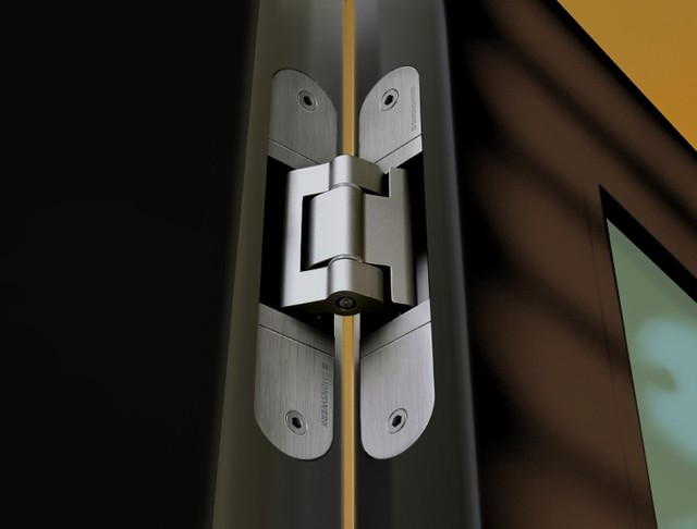 SIMONSWERK - TECTUS Concealed Hinges - Modern - Home Improvement - vancouver - by Bradford Hardware
