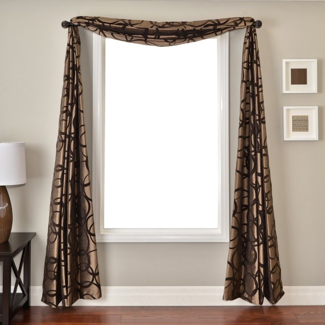 Softline Romulus Window Scarf